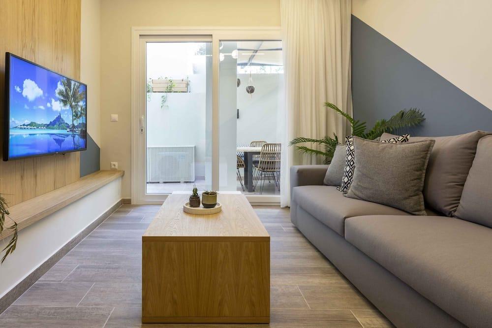 Apartmán typu Exclusive, 4 spálne, nefajčiarska izba, terasa - Vybraná fotografia
