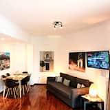 Departamento panorámico - Sala de estar