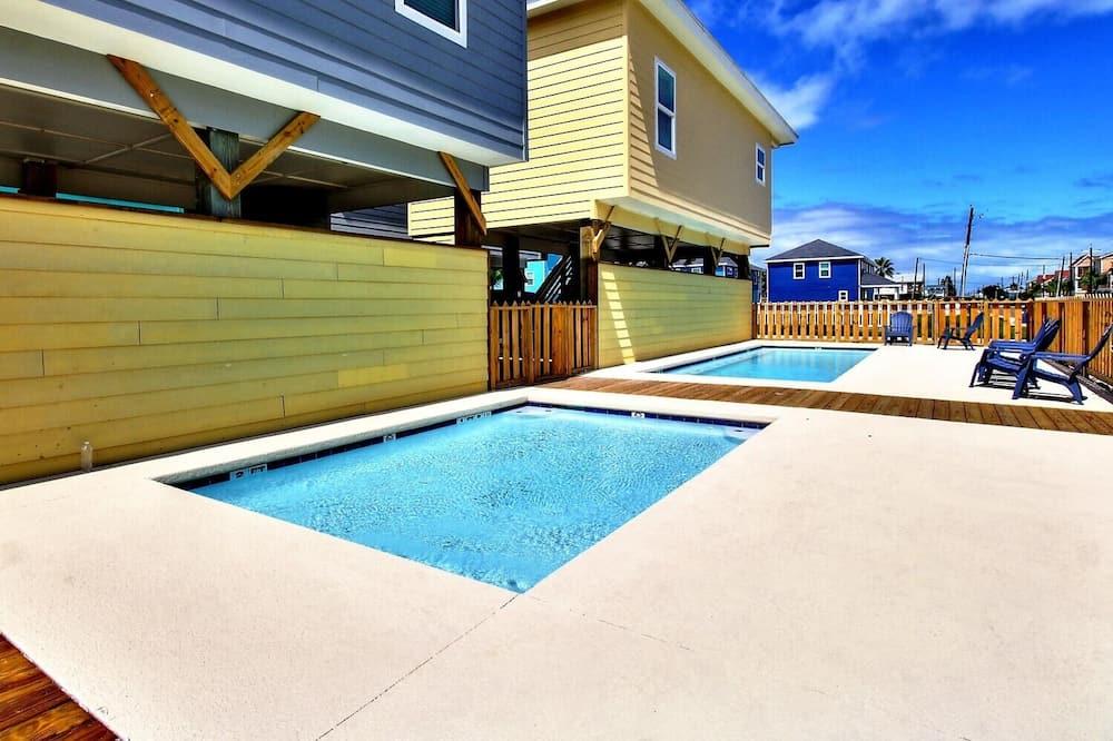 Bungalov, 2 spálne - Bazén