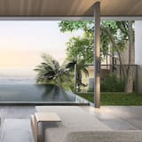 Villa, 1 King Bed, Terrace (Pool) - Guest Room