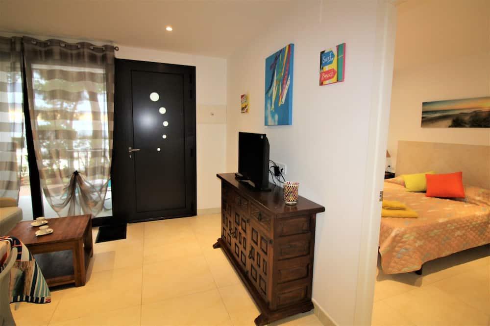 Apartmán typu Economy - Obývačka