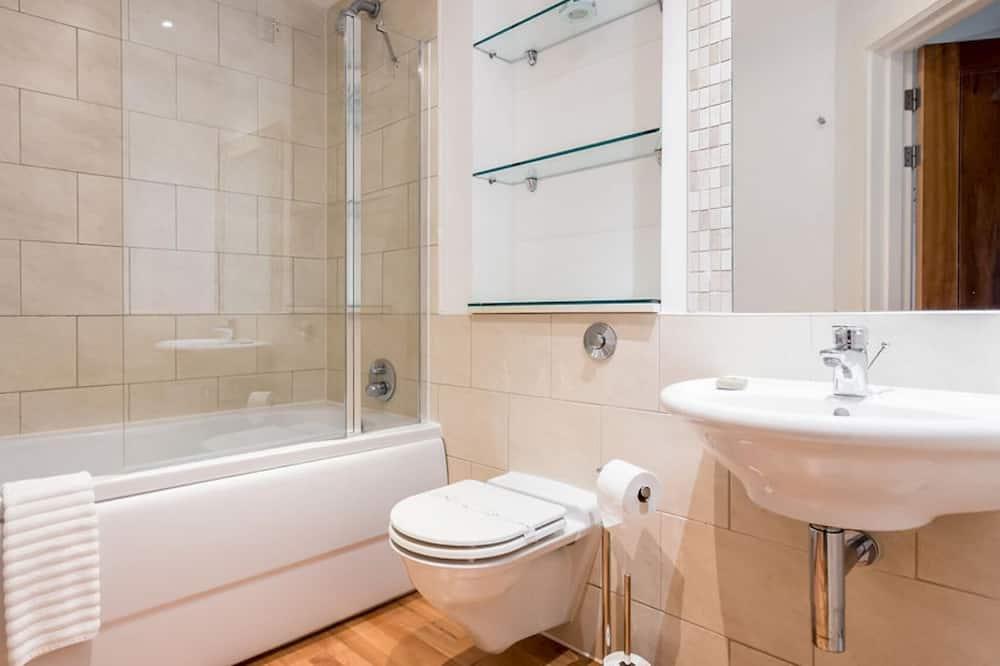 Dom, bezbariérová izba - Kúpeľňa