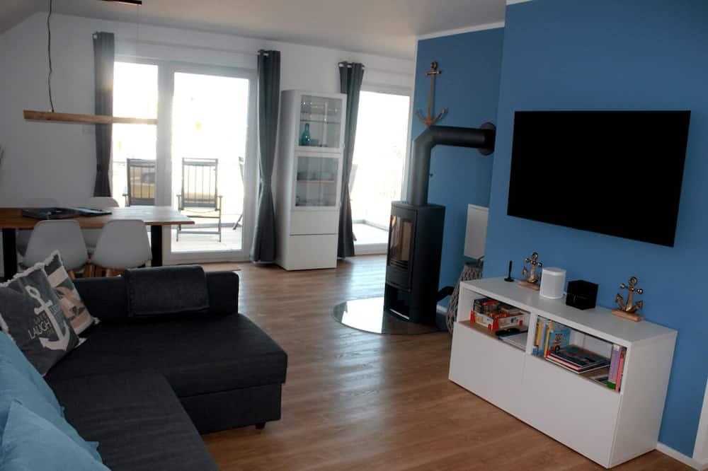 Apartmán (Port Seven) - Obývacie priestory