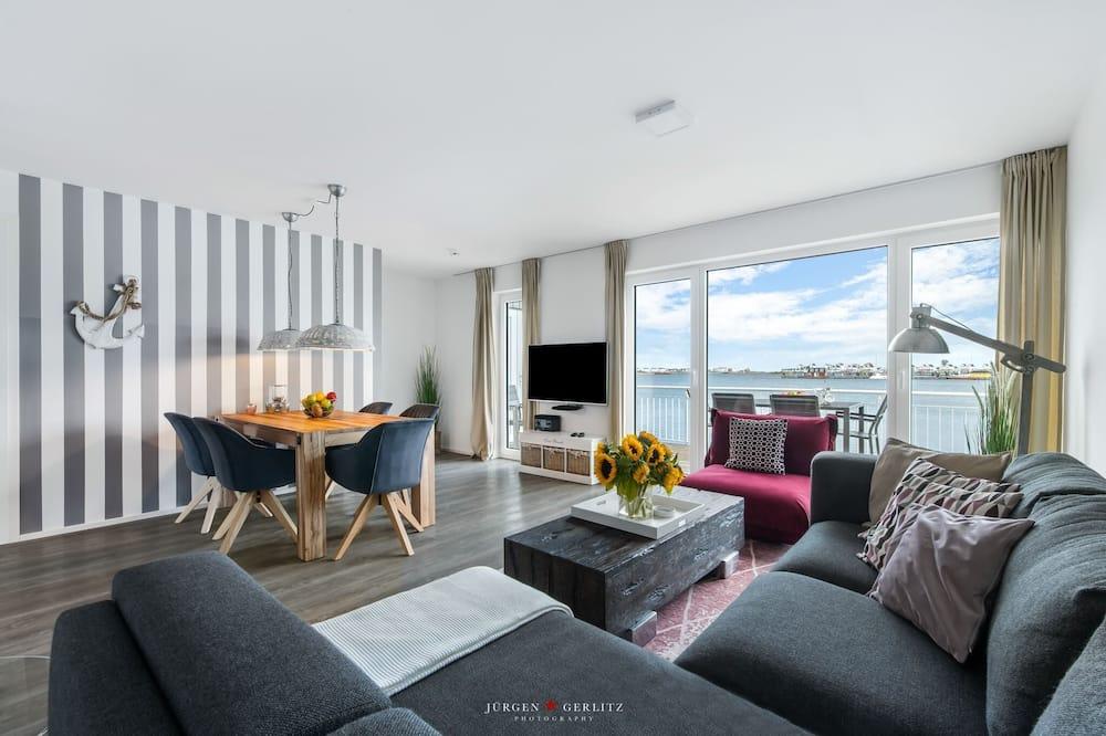 Dom (Barbara) - Obývacie priestory