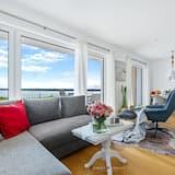 Apartmán (Himmel & Meer, App. 5) - Obývacie priestory