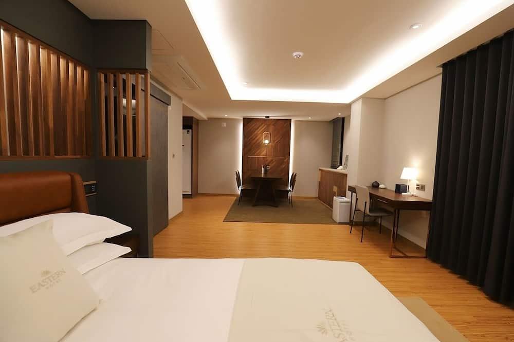 Apartmán typu Superior - Hosťovská izba