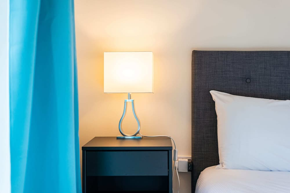 Apartmán typu Basic, 1 extra veľké dvojlôžko - Izba