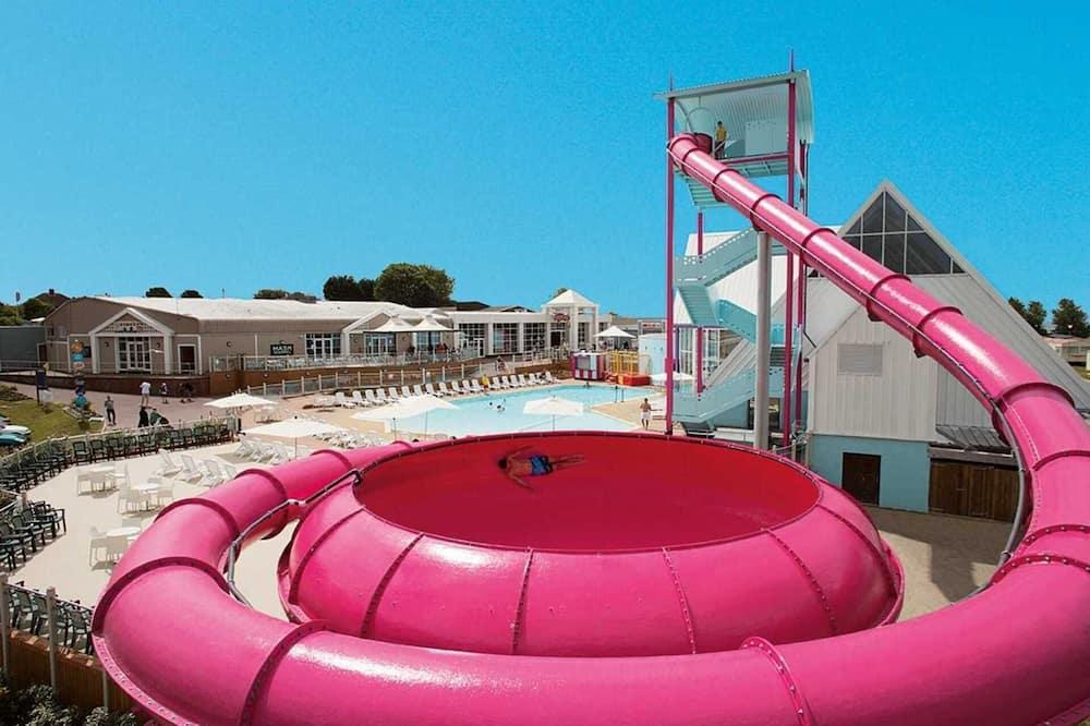 Ferienhütte, Mehrere Betten - Pool