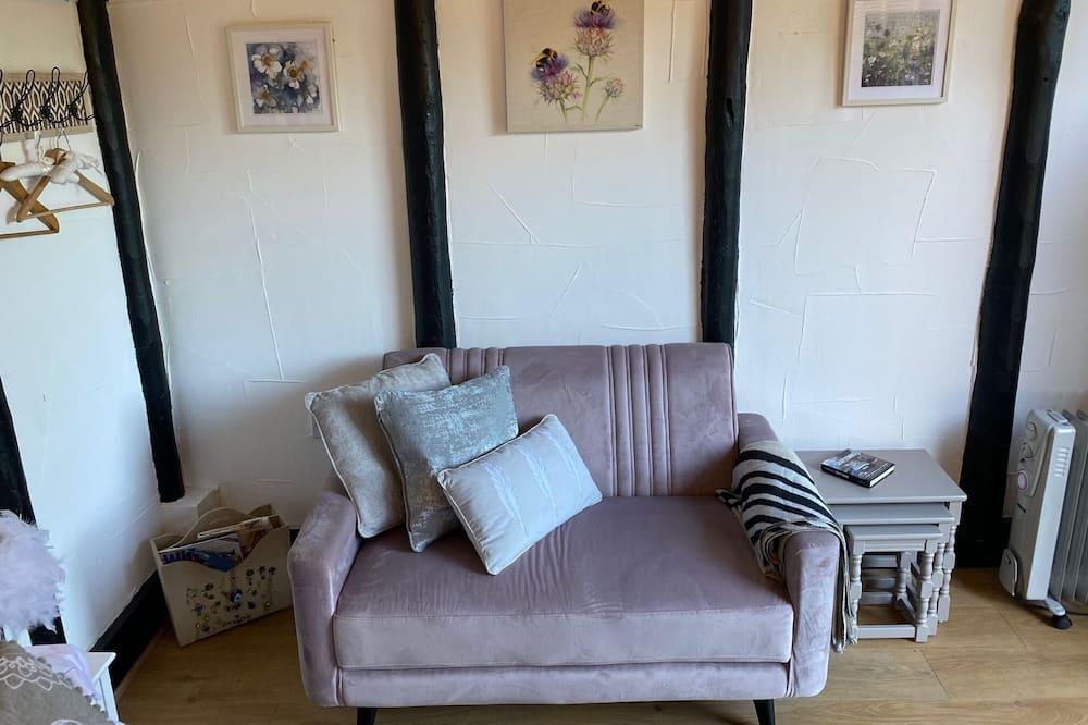 Rekreačná chata, 1 dvojlôžko - Obývačka