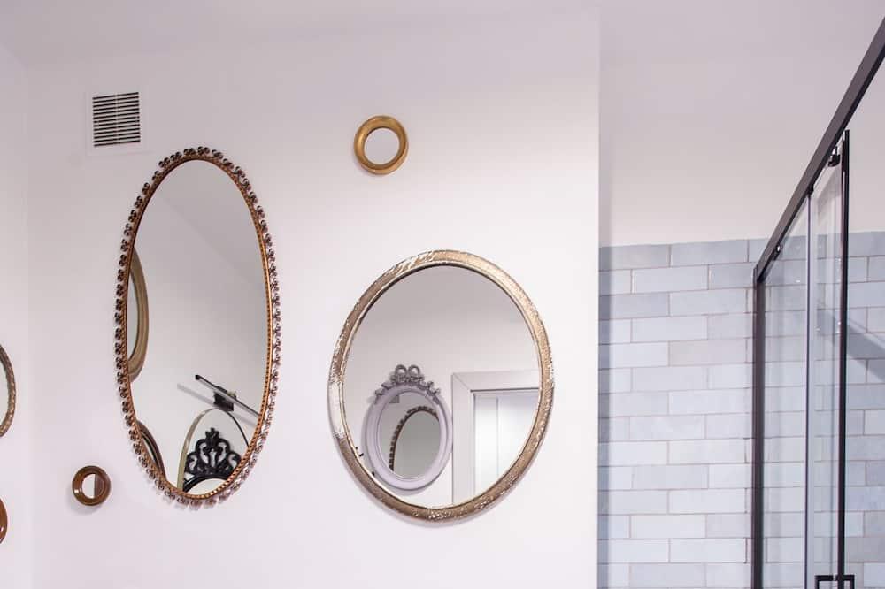 Apartmán typu Comfort - Kúpeľňa