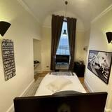 Apartmán typu Deluxe, bezbariérová izba, súkromná kúpeľňa - Izba