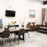 Standartinio tipo kambarys - Svetainės zona