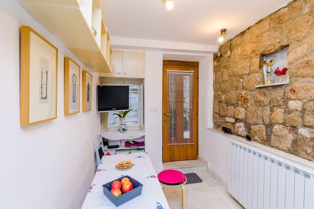 Apartmán (Two Bedroom Apartment with City View) - Stravovanie v izbe