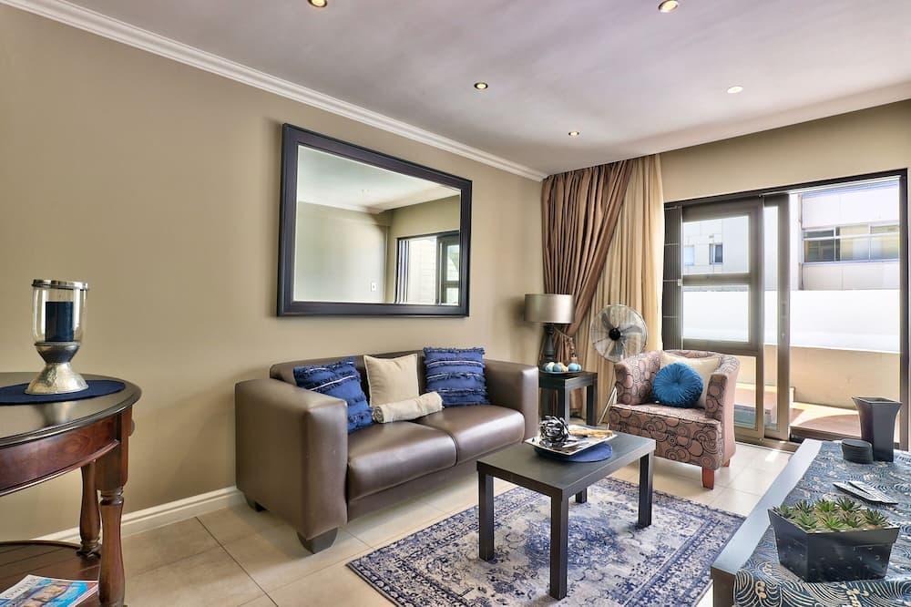 Dvojlôžková izba typu Basic - Obývacie priestory