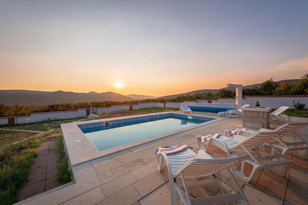 別墅 (Luxury Villa) - 游泳池