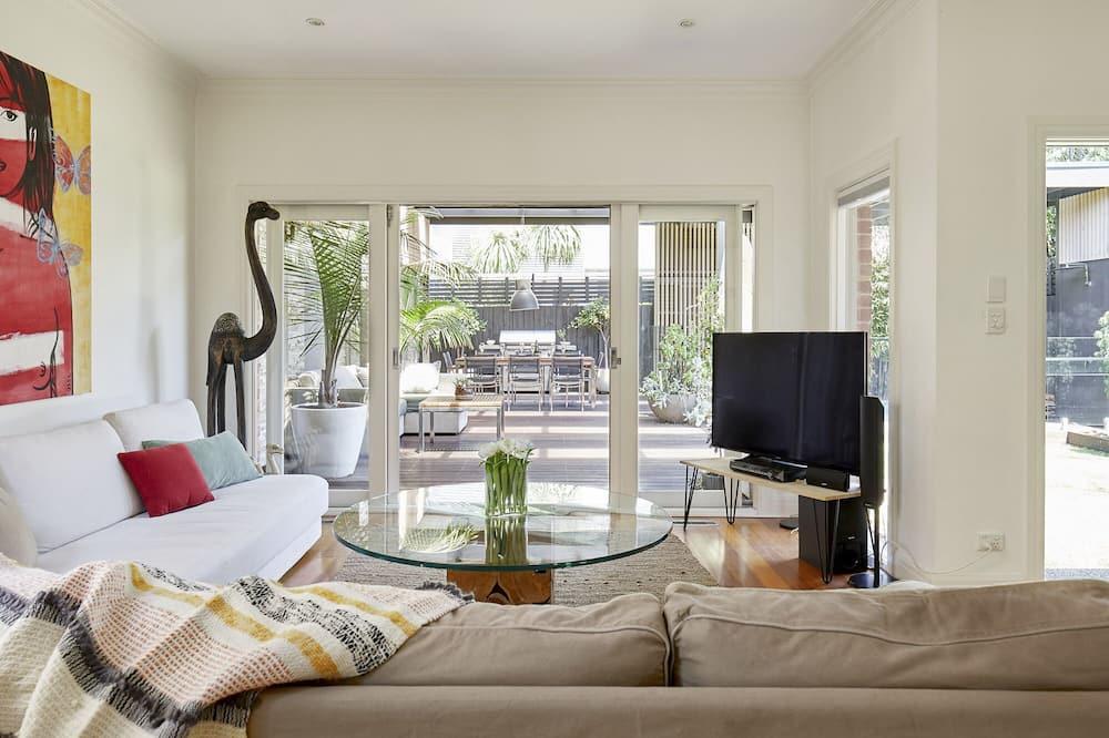 Dom typu Superior - Obývačka