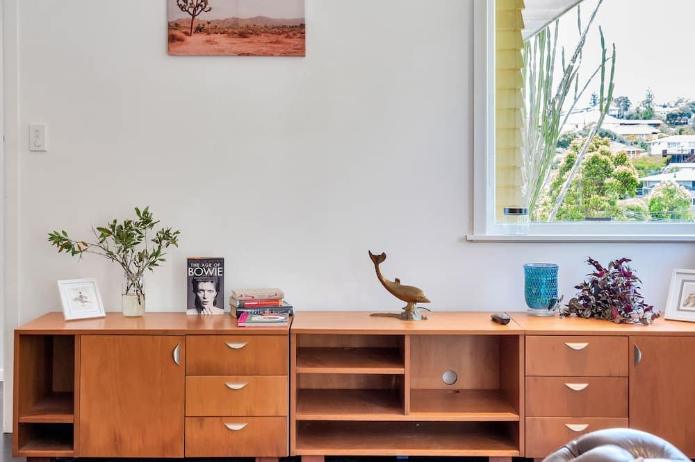 Casa - Area soggiorno