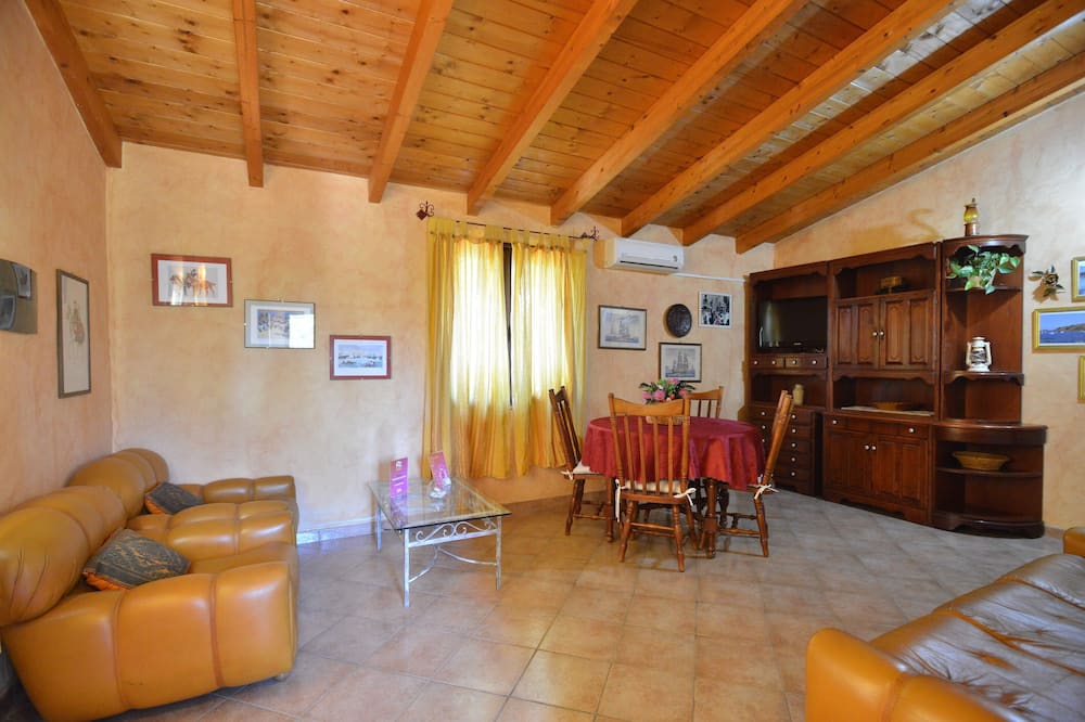 Apartmán typu Basic - Obývací prostor