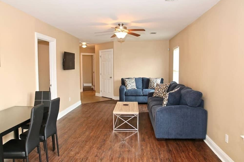 Apartmán (LaSalle - 1D · Centrally Located, Sp) - Obývačka