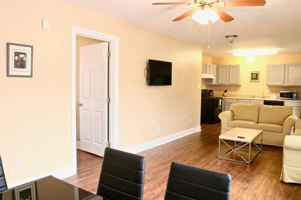 Apartment (LaSalle - 2A · Roomy, Gated Apartmen) - Room