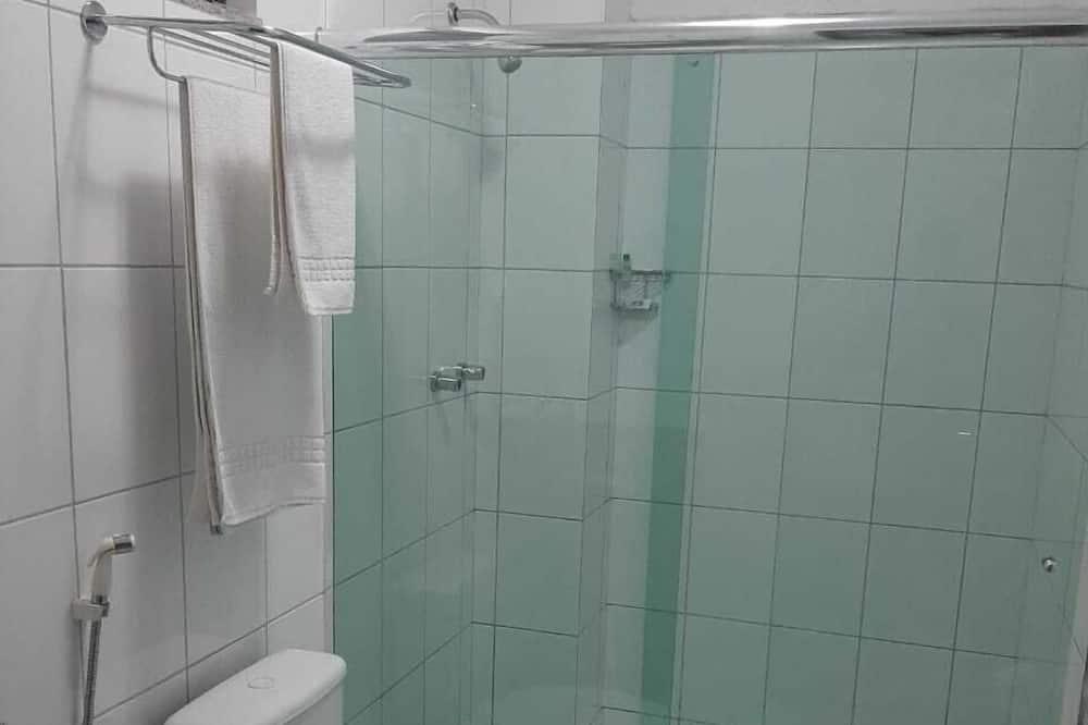 Dvojlôžková izba typu Basic pre 1 osobu - Kúpeľňa