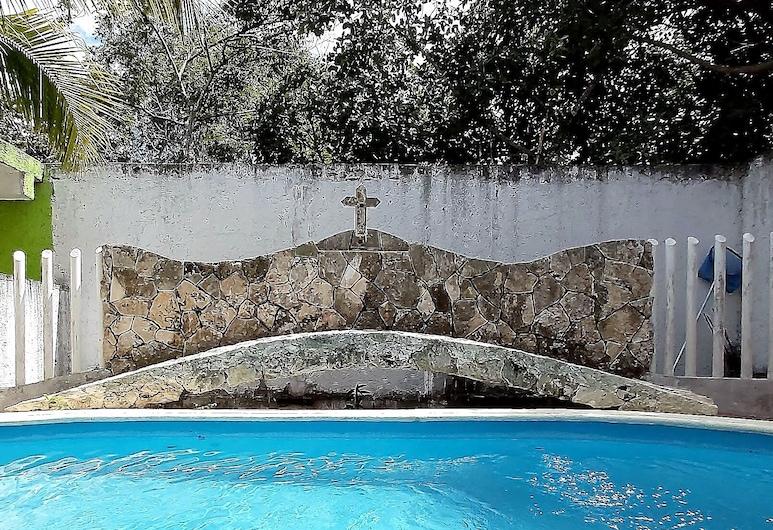 Suite Familiar con piscina privada, Playa del Carmen, Piscina al aire libre