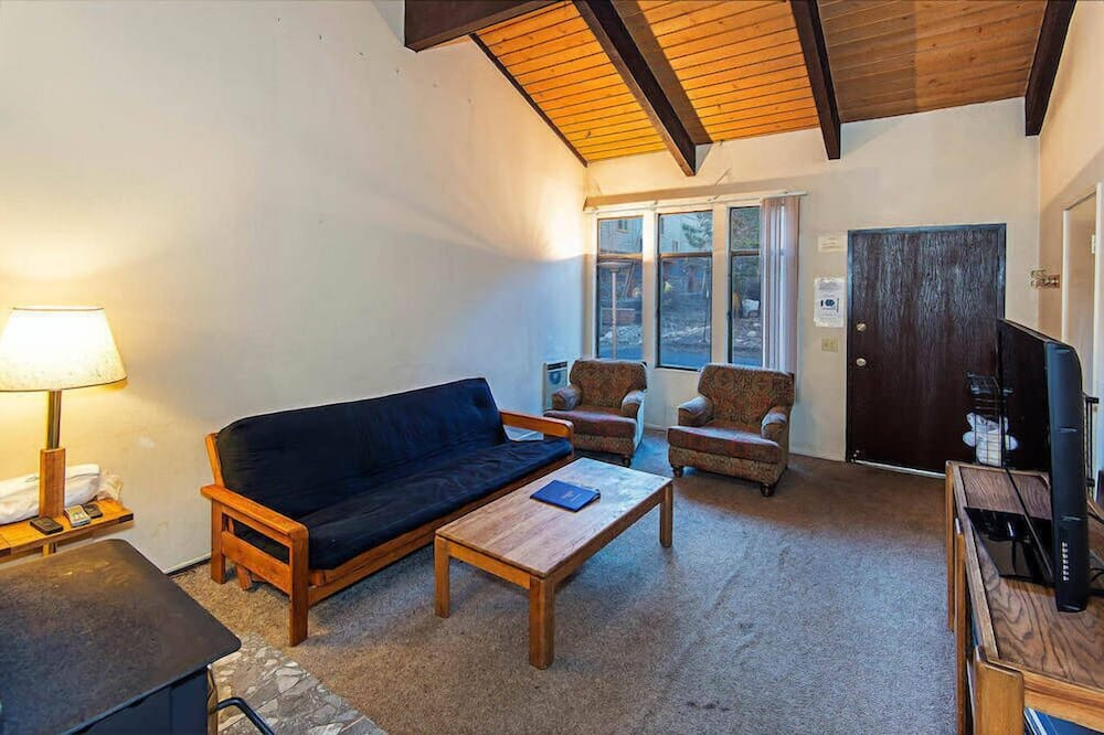 Condominio, Varias camas (St. Moritz #11) - Sala de estar