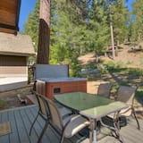 House, Multiple Beds (The Knotty Bear) - Balcony