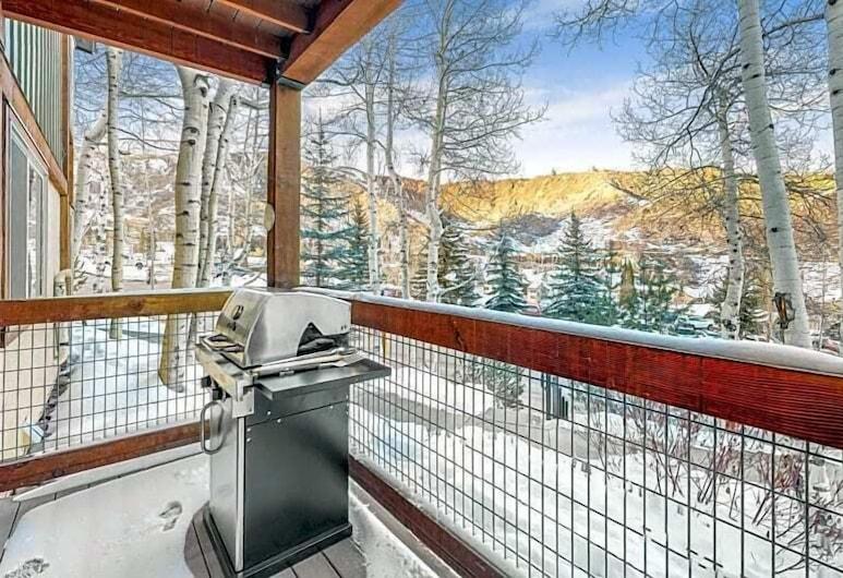 Willows, A Destination Residence, Snowmass Village, Balkon