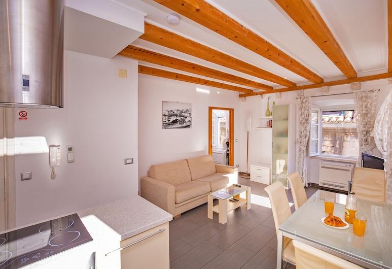 Apartments Espana 2, Dubrovnik, Departamento de lujo, Sala de estar