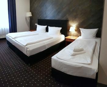 Фото Hotel Zeil у місті Франкфурт