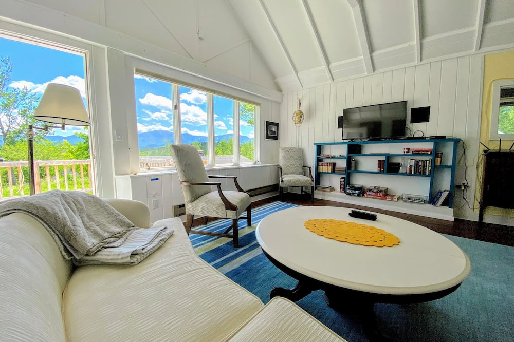 Cottage Panorama, 3 kamar tidur, pemandangan gunung - Area Keluarga