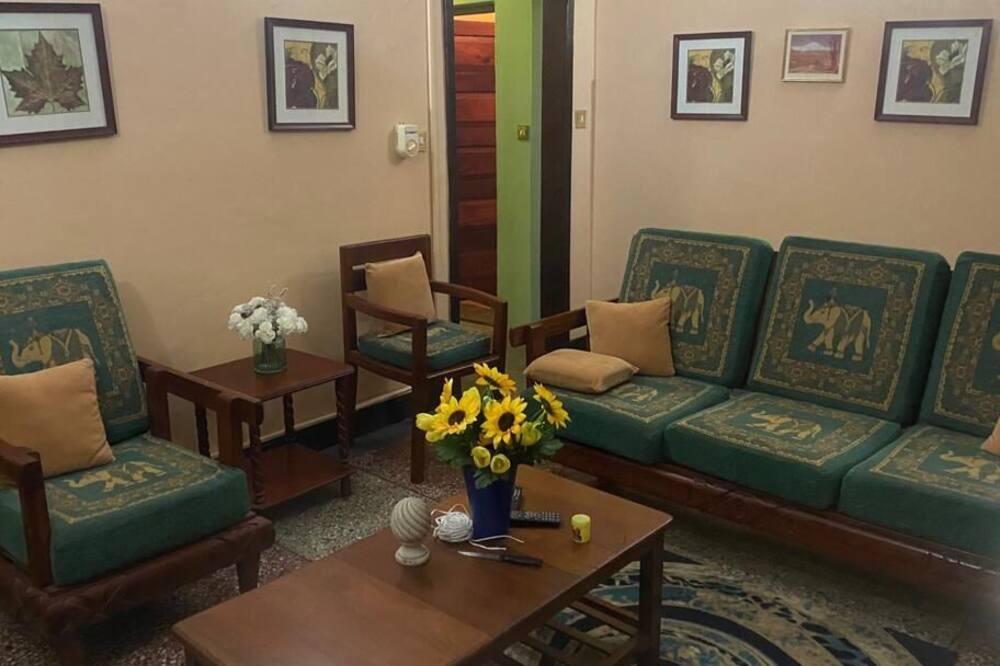 Villa Executiva - Área de Estar