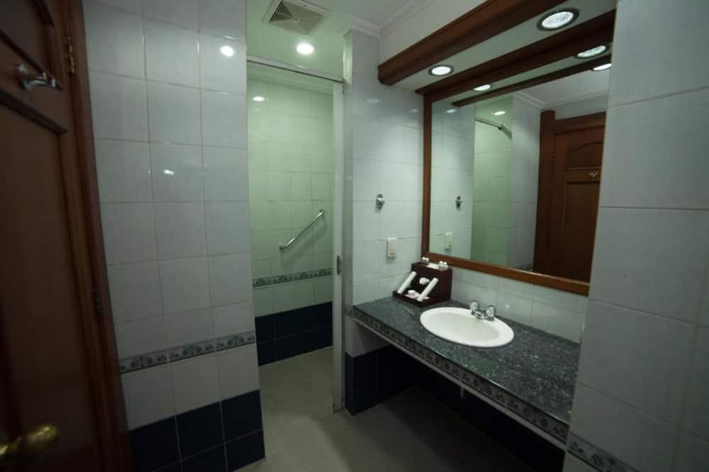 Habitación superior - Baño