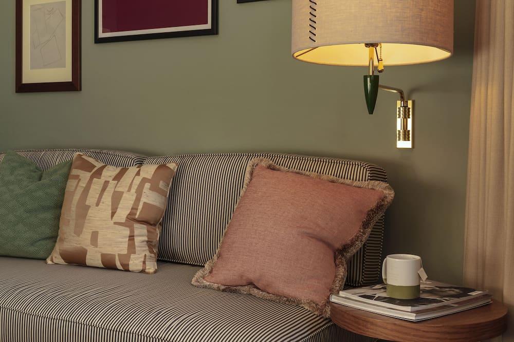 Biggy - Obývacie priestory