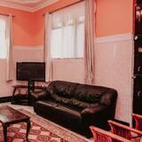 Casa de campo familiar - Sala de estar