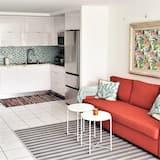อพาร์ทเมนท์, 1 ห้องนอน - ห้องนั่งเล่น