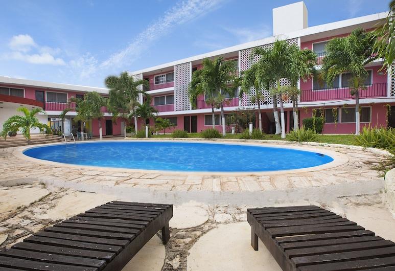 Hotel Don Luis, Rosarito-strendene