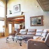 House (Merlot) - Living Room