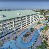 Byt, viacero postelí (Harbourside 5518 NEW Free Waterpark p) - Bazén