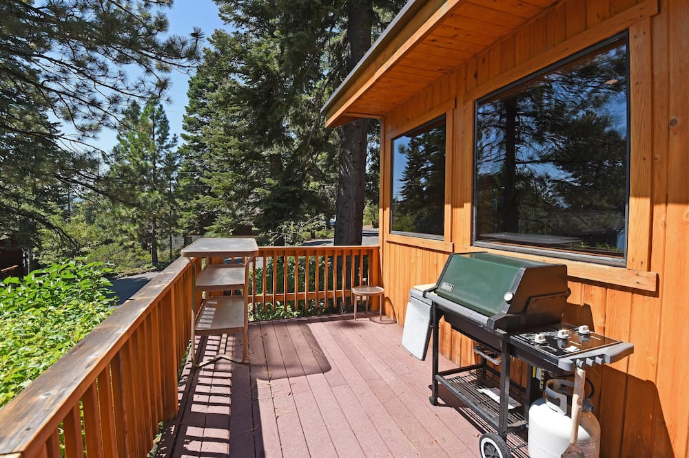 Ferienhaus, Mehrere Betten (Dollar Point Getaway) - Balkon
