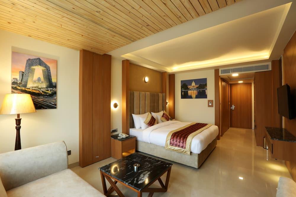 Jednolôžková izba typu Deluxe - Hosťovská izba