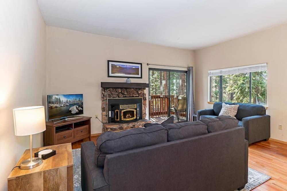 Soukromý byt, více lůžek (Incline Village Basin) - Obývací pokoj