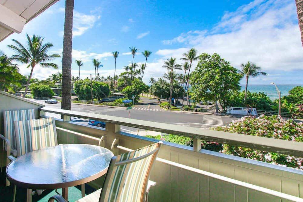Townhome - flera sängar (The Shores of Maui #223) - Balkong