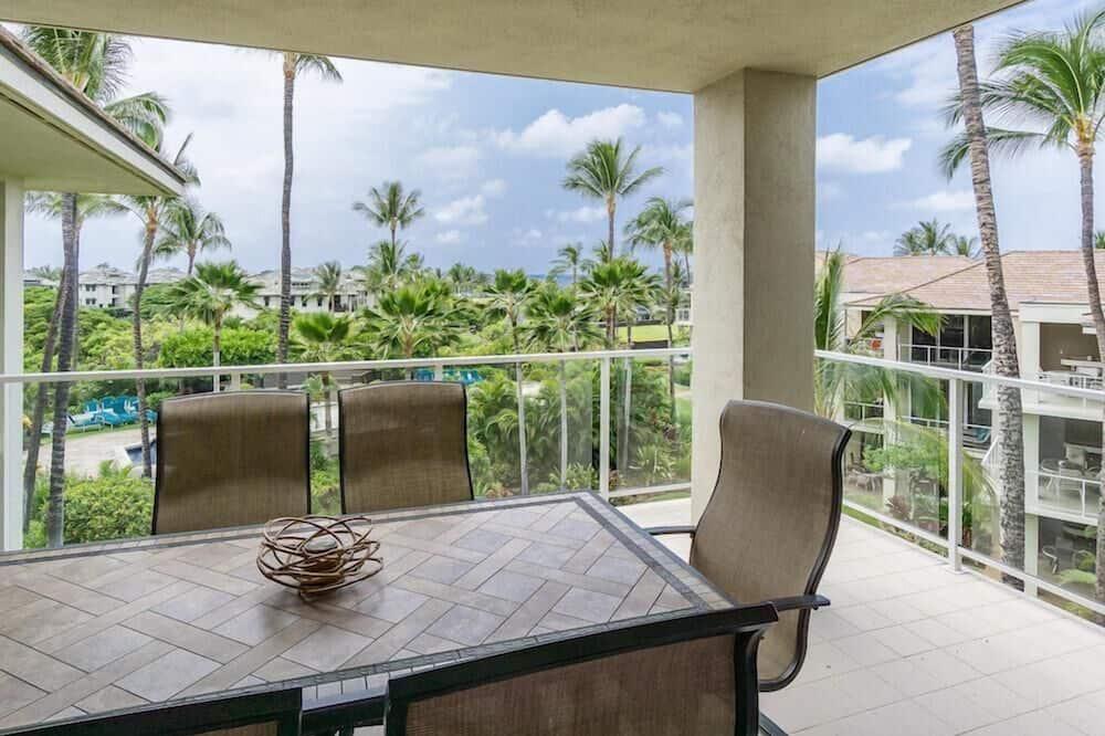 Byt, viacero postelí (Vista Waikoloa C305) - Balkón