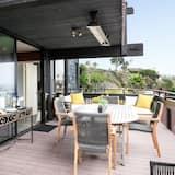Māja, vairākas gultas (Wave House SLP12293) - Balkons