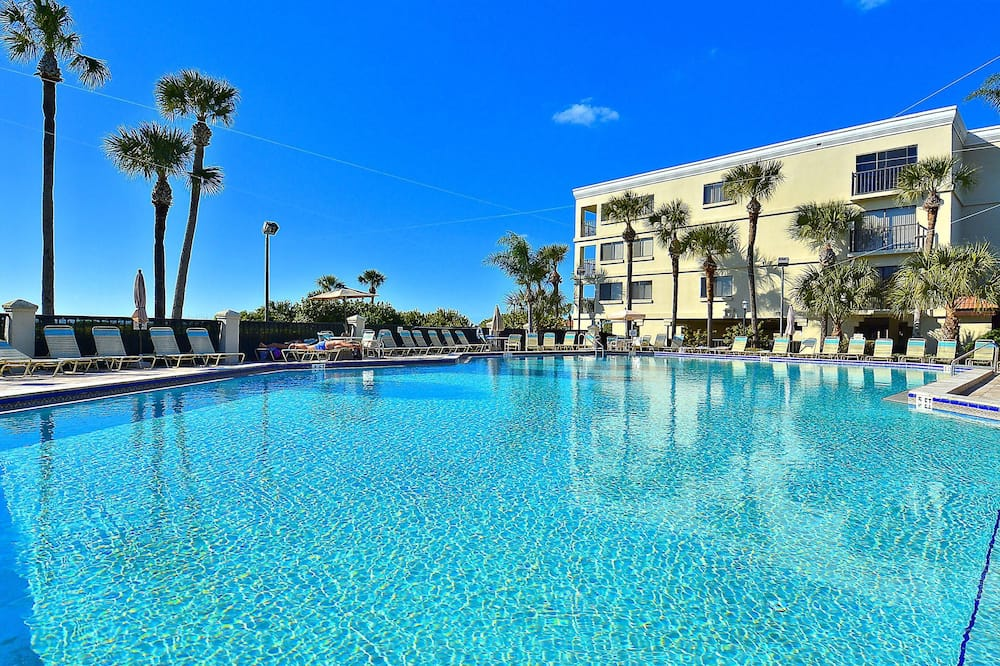Condo, Multiple Beds (Lands End 204 building 11 Lots of upd) - Pool