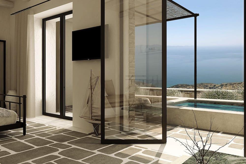Apartmán typu Signature, výhľad na more - Vybraná fotografia