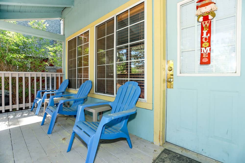 Dom, 3 spálne - Balkón