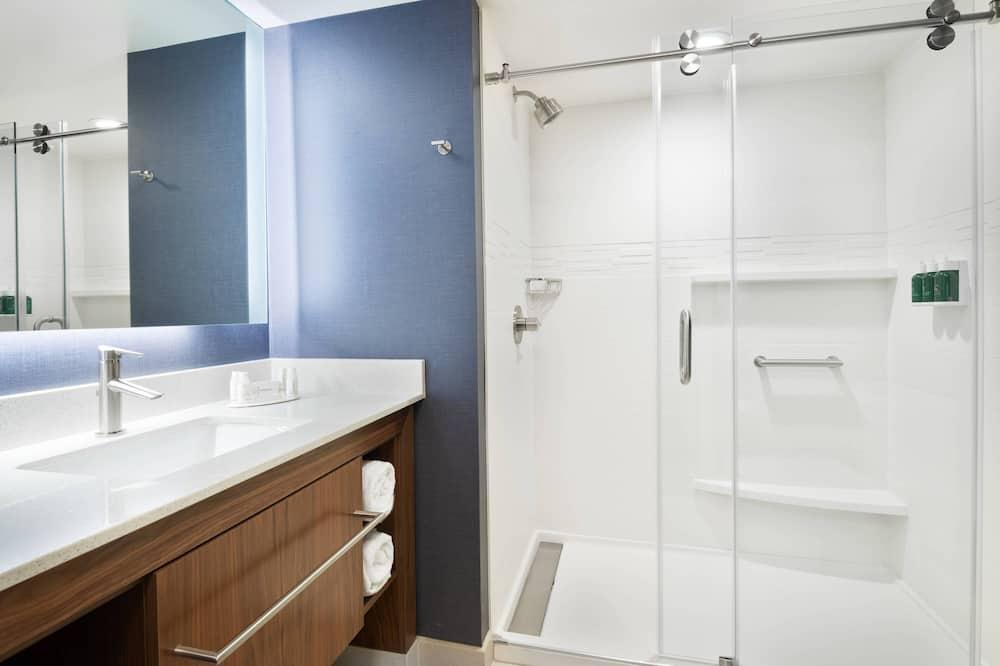 Apartament typu Suite, 1 sypialnia, dla niepalących - Łazienka